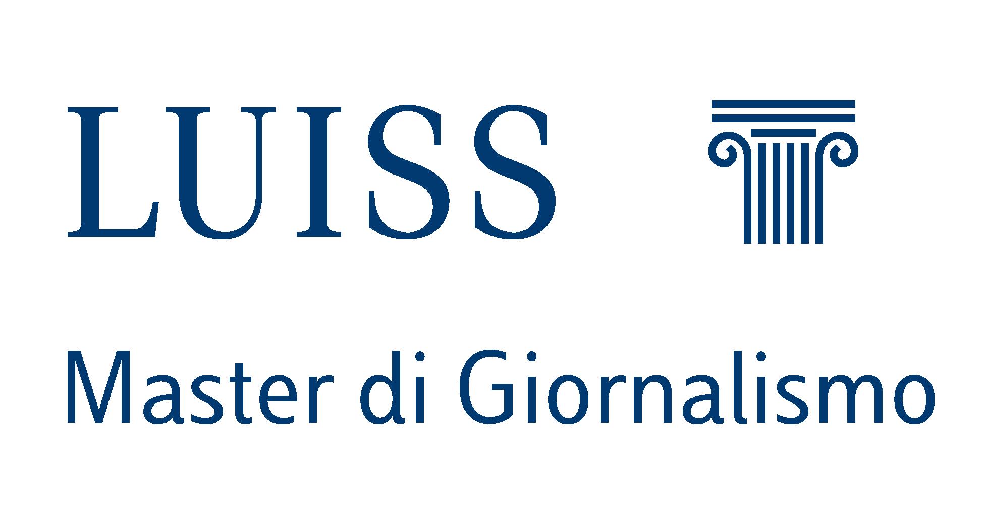 Master di Giornalismo e Comunicazione multimediale Luiss Guido Carli